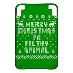 Ugly Christmas Ya Filthy Animal Kindle 3 Keyboard 3G