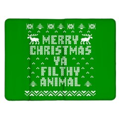 Ugly Christmas Ya Filthy Animal Kindle Fire (1st Gen) Flip Case