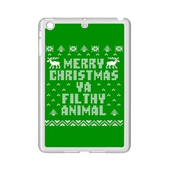 Ugly Christmas Ya Filthy Animal iPad Mini 2 Enamel Coated Cases