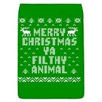 Ugly Christmas Ya Filthy Animal Flap Covers (S)  Front