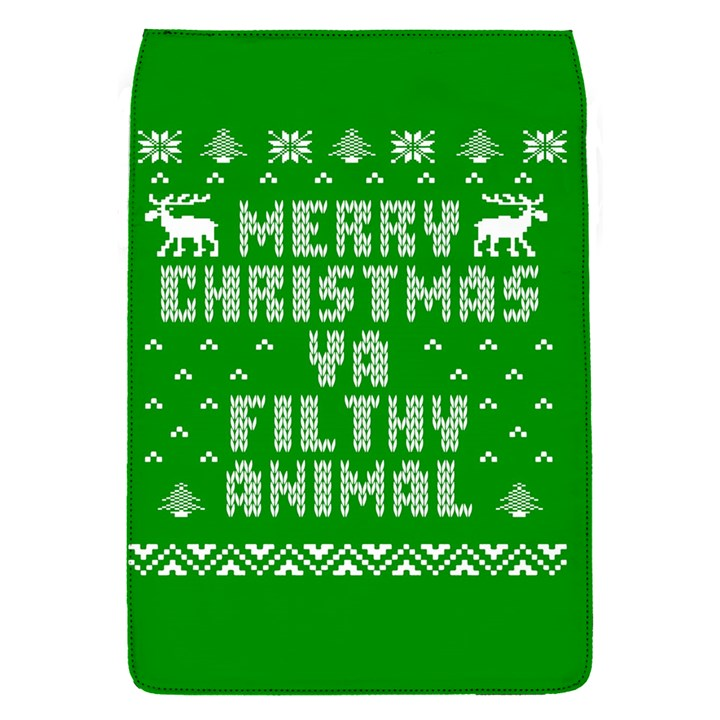 Ugly Christmas Ya Filthy Animal Flap Covers (S)