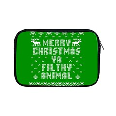 Ugly Christmas Ya Filthy Animal Apple iPad Mini Zipper Cases
