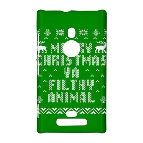 Ugly Christmas Ya Filthy Animal Nokia Lumia 925