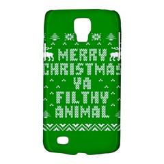 Ugly Christmas Ya Filthy Animal Galaxy S4 Active