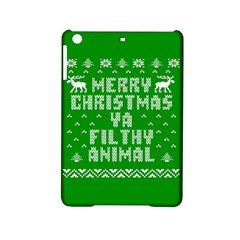Ugly Christmas Ya Filthy Animal iPad Mini 2 Hardshell Cases