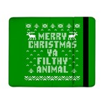 Ugly Christmas Ya Filthy Animal Samsung Galaxy Tab Pro 8.4  Flip Case Front