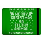 Ugly Christmas Ya Filthy Animal Samsung Galaxy Tab Pro 10.1  Flip Case Front