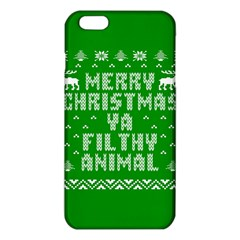 Ugly Christmas Ya Filthy Animal Iphone 6 Plus/6s Plus Tpu Case