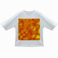 Orange Decor Infant/toddler T Shirts