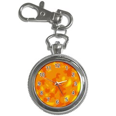 Orange decor Key Chain Watches