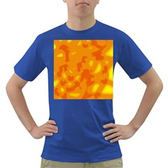 Orange decor Dark T-Shirt