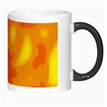 Orange decor Morph Mugs Right