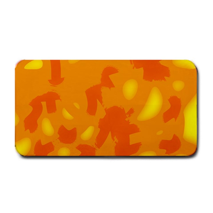 Orange decor Medium Bar Mats