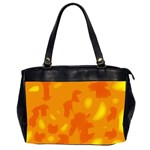 Orange decor Office Handbags (2 Sides)  Front
