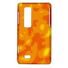 Orange decor LG Optimus Thrill 4G P925