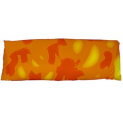 Orange decor Body Pillow Case (Dakimakura)