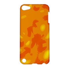 Orange Decor Apple Ipod Touch 5 Hardshell Case