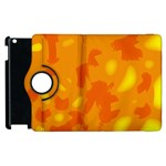 Orange decor Apple iPad 2 Flip 360 Case Front