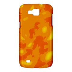 Orange decor Samsung Galaxy Premier I9260 Hardshell Case