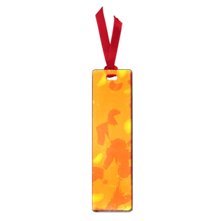 Orange decor Small Book Marks