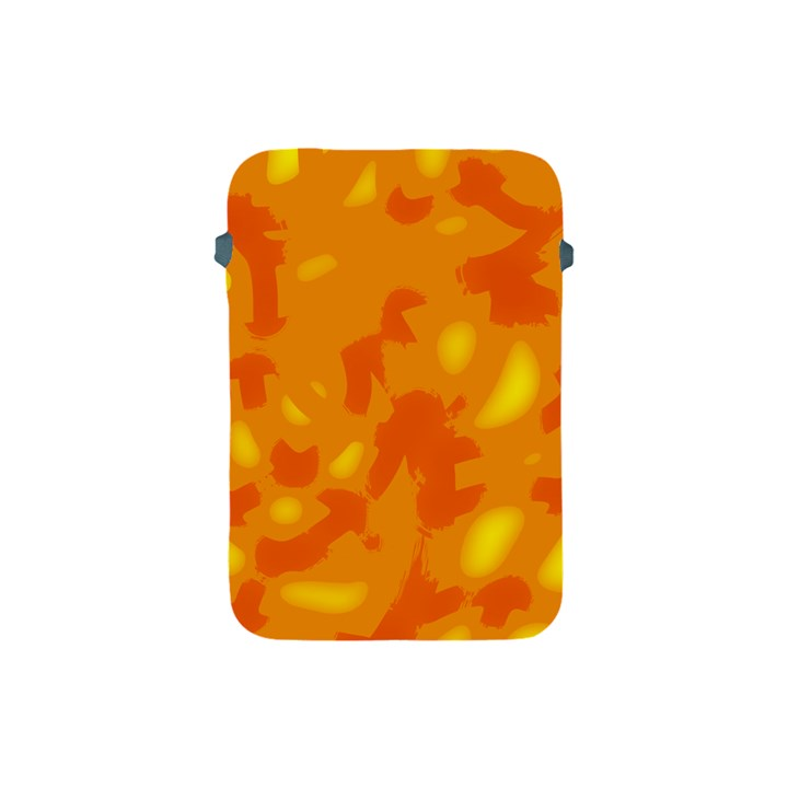 Orange decor Apple iPad Mini Protective Soft Cases