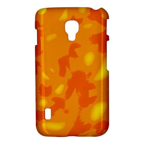 Orange decor LG Optimus L7 II