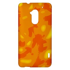 Orange decor HTC One Max (T6) Hardshell Case