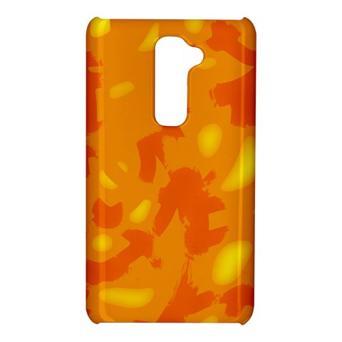 Orange decor LG G2