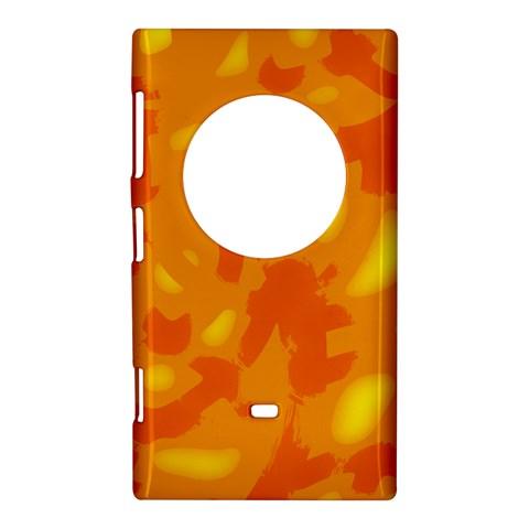 Orange decor Nokia Lumia 1020