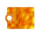 Orange decor Kindle Fire HD (2013) Flip 360 Case Front