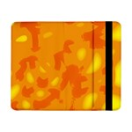Orange decor Samsung Galaxy Tab Pro 8.4  Flip Case Front