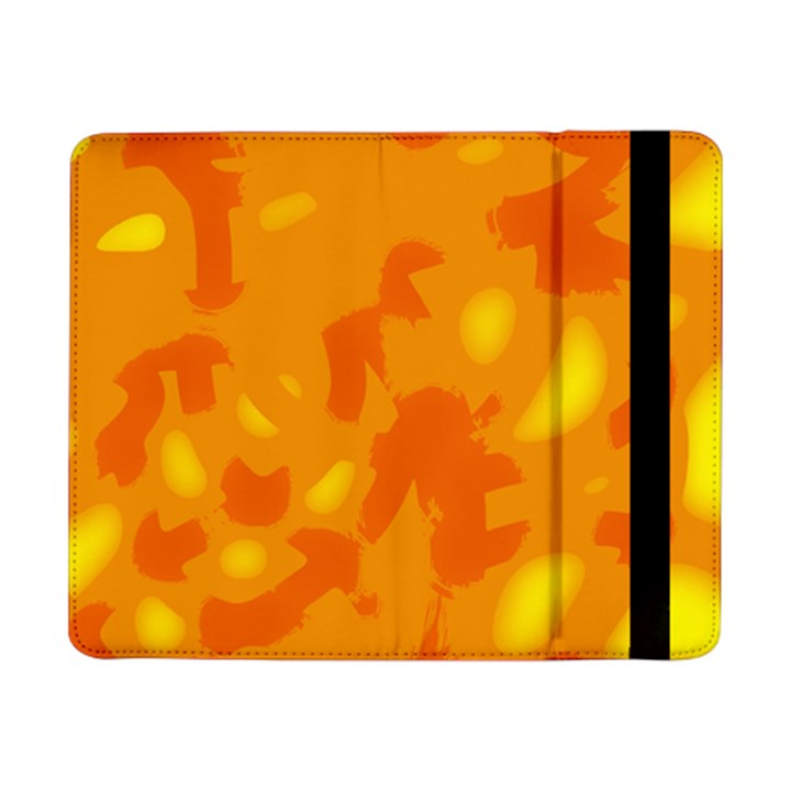 Orange decor Samsung Galaxy Tab Pro 8.4  Flip Case
