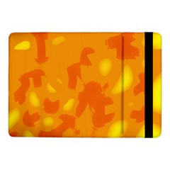 Orange decor Samsung Galaxy Tab Pro 10.1  Flip Case
