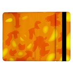 Orange decor Samsung Galaxy Tab Pro 12.2  Flip Case Front