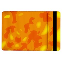 Orange decor iPad Air Flip