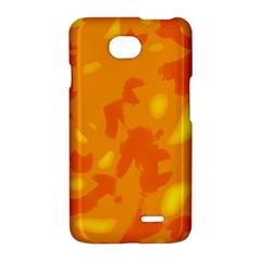 Orange decor LG Optimus L70