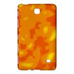 Orange decor Samsung Galaxy Tab 4 (8 ) Hardshell Case
