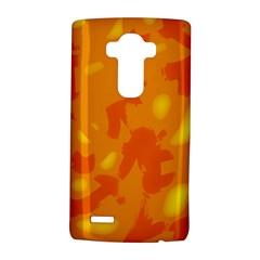 Orange decor LG G4 Hardshell Case