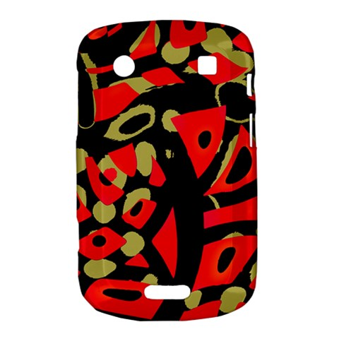 Red artistic design Bold Touch 9900 9930
