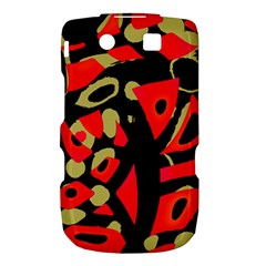 Red artistic design Torch 9800 9810