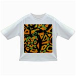 Abstract animal print Infant/Toddler T-Shirts Front