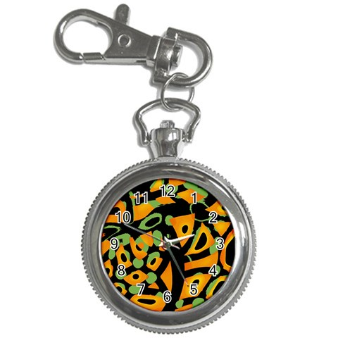 Abstract animal print Key Chain Watches
