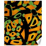 Abstract animal print Canvas 8  x 10  10.02 x8 Canvas - 1