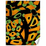 Abstract animal print Canvas 18  x 24   24 x18 Canvas - 1