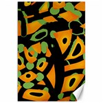 Abstract animal print Canvas 20  x 30   30 x20 Canvas - 1