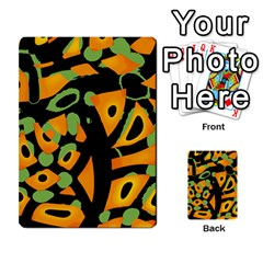 Abstract animal print Multi-purpose Cards (Rectangle)