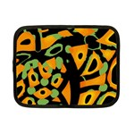 Abstract animal print Netbook Case (Small)  Front