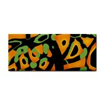 Abstract animal print Hand Towel Front