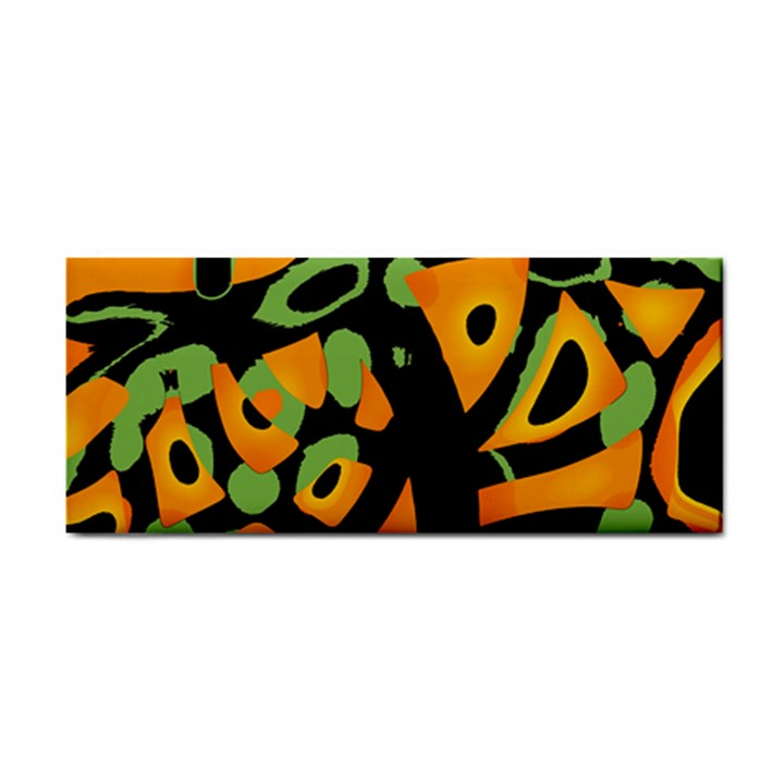 Abstract animal print Hand Towel