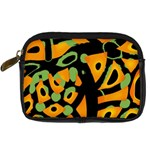 Abstract animal print Digital Camera Cases Front